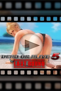 Carátula del juego DEAD OR ALIVE 5 Last Round Rachel's Private Paradise