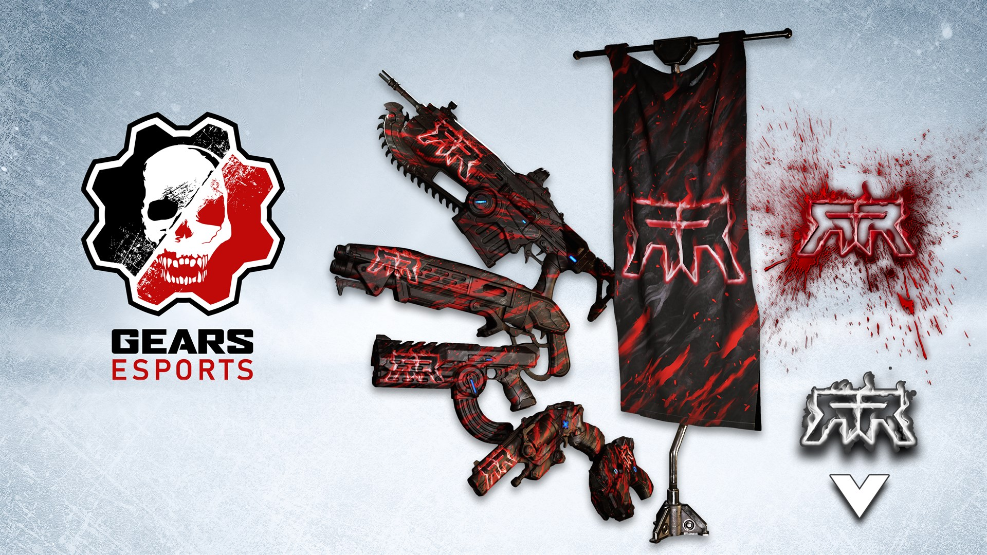eSports Gears : Lot Rated R