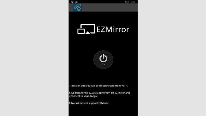 Get EZCast - Microsoft Store