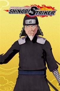 Carátula del juego NTBSS: Master Character Training Pack - Hiruzen Sarutobi