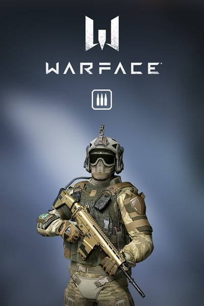 Warface - Rifleman Early Access Pack