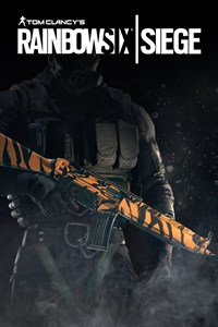 Tom Clancy's Rainbow Six Siege - Tiger skin