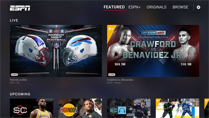 Get ESPN Xbox - Microsoft Store
