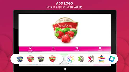Logo Maker with Graphic Design and Ads Designer screenshot 3