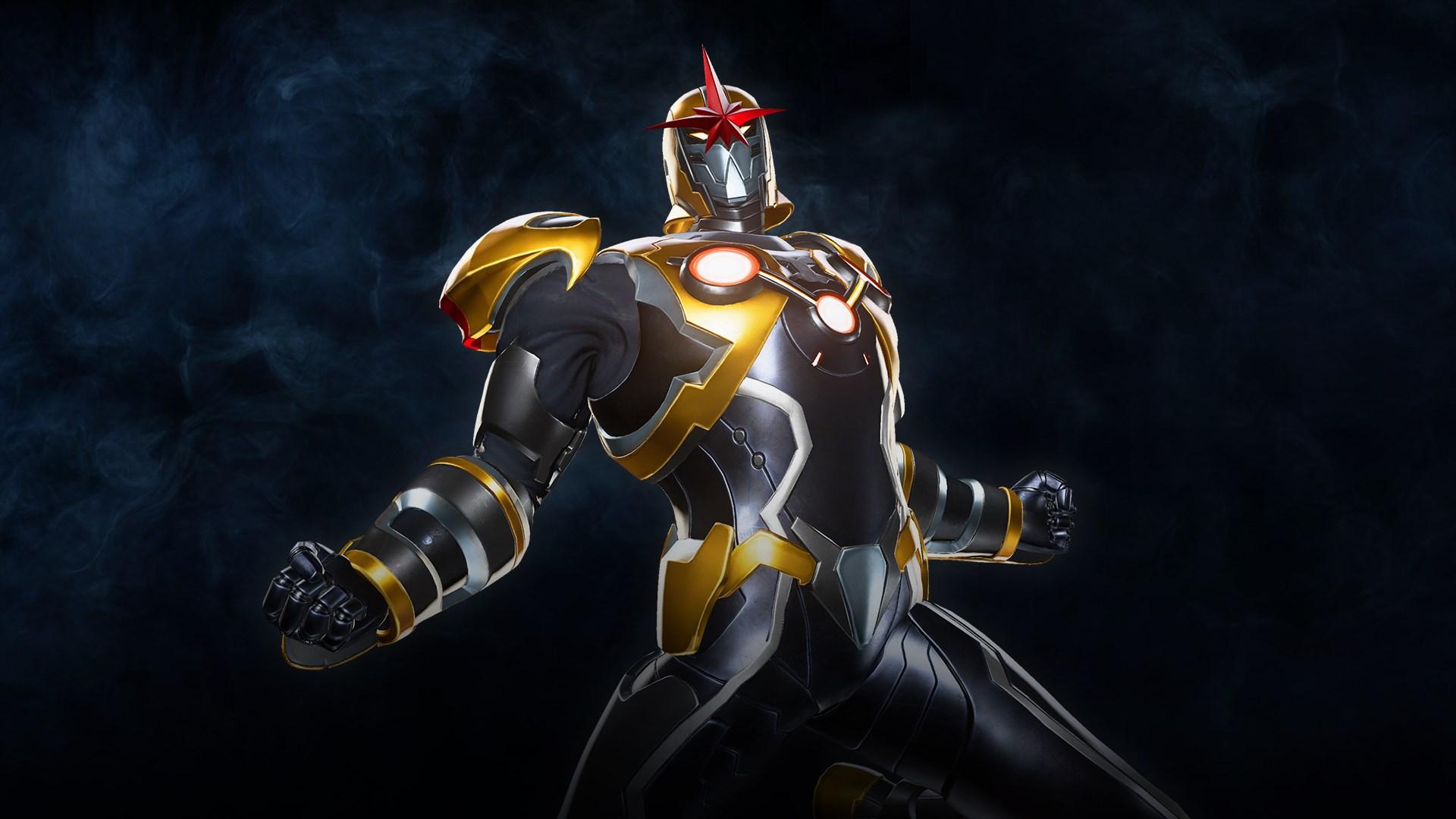 Marvel vs. Capcom: Infinite -Nova Prime Costume