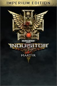 Carátula para el juego Warhammer 40,000: Inquisitor - Martyr | Imperium edition de Xbox 360