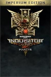 Warhammer 40,000: Inquisitor - Martyr | Imperium edition