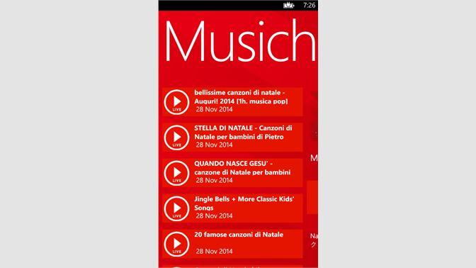 La Stella Di Natale Canzone.Get Musiche Di Natale Microsoft Store