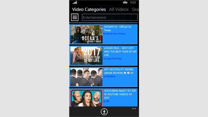 Get MyTube Pro UTube - Microsoft Store
