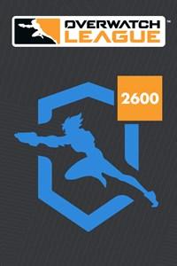 Liga Overwatch™ - 2600 Fichas da Liga