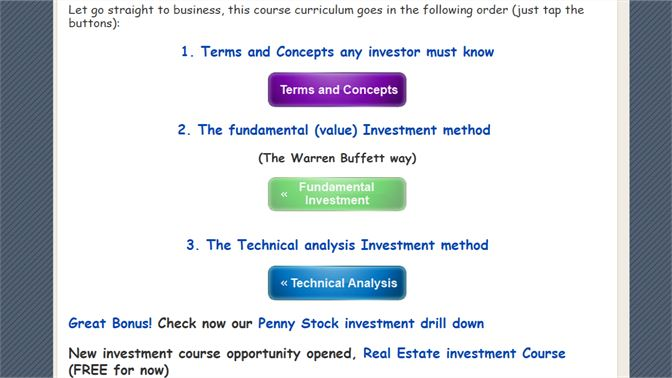 Get Stock Investment Course ETrade - Microsoft Store en-GB