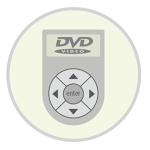 DVD Player Pro' Logo