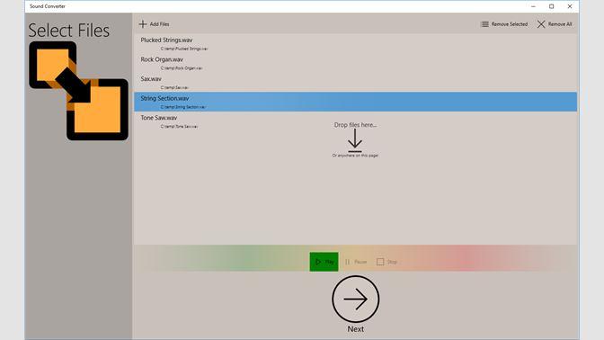 Get Sound Converter - Microsoft Store