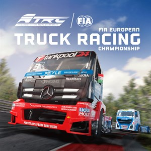 FIA European Truck Racing Championship Day One Edition Xbox One