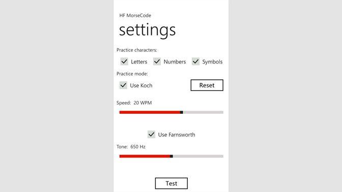 Get HF-MorseCode - Microsoft Store