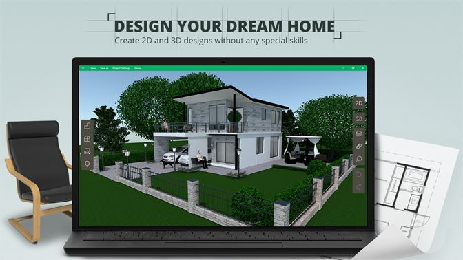 interior design software for windows 7 64-bit