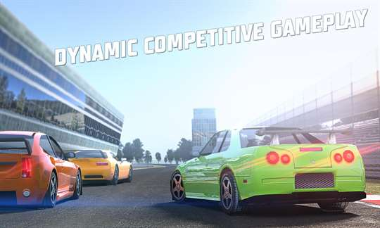 Need for Racing: New Speed on Real Asphalt Track 2 screenshot 7