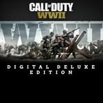 Call of Duty®: WWII - Digital Deluxe Logo