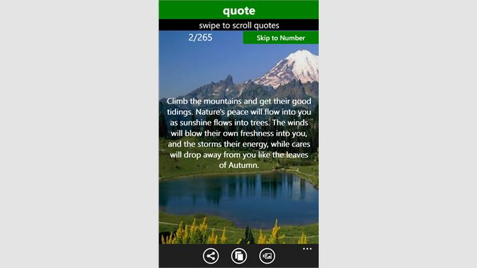 Get Nature Messages Quotes Microsoft Store