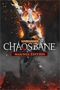 Carátula para el juego Warhammer: Chaosbane Magnus Edition de Xbox 360