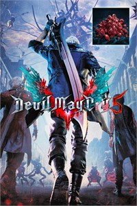 Devil May Cry 5 (with Red Orbs)