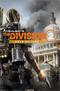 Carátula del juego Tom Clancy's The Division 2 - Gold Edition