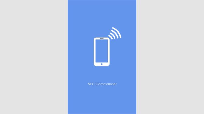 Get Nfc Commander Microsoft Store