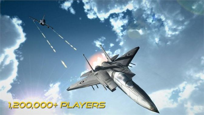 Get Air Jet Fighter - Microsoft Store
