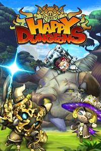 Carátula del juego Happy Dungeons