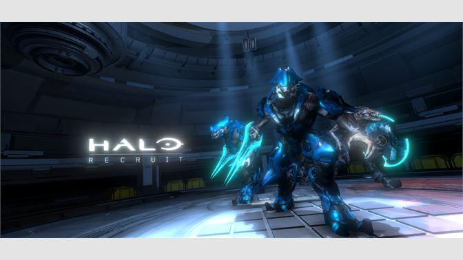 Get Halo Recruit - Microsoft Store