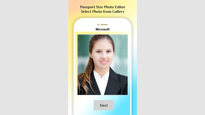photo editor passport size