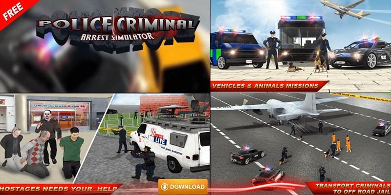 Get Police Criminal Arrest Simulator - Hostage Rescue - Microsoft Store