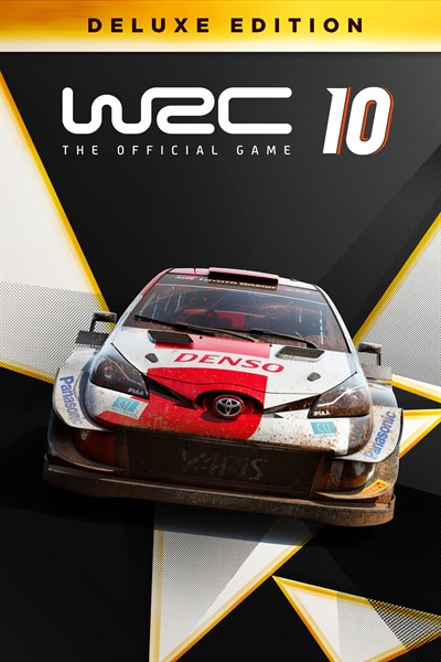 WRC 10 - Deluxe Edition Pre-Order Xbox One & Xbox Series X|S