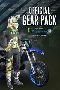 Monster Energy Supercross 3 - Official Gear Pack
