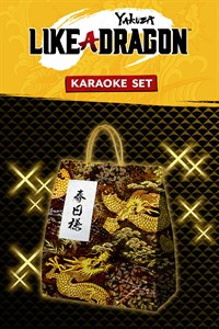 Yakuza: Like a Dragon Karaoke-Set