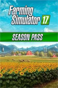 Carátula para el juego Farming Simulator 17 - Season Pass de Xbox 360