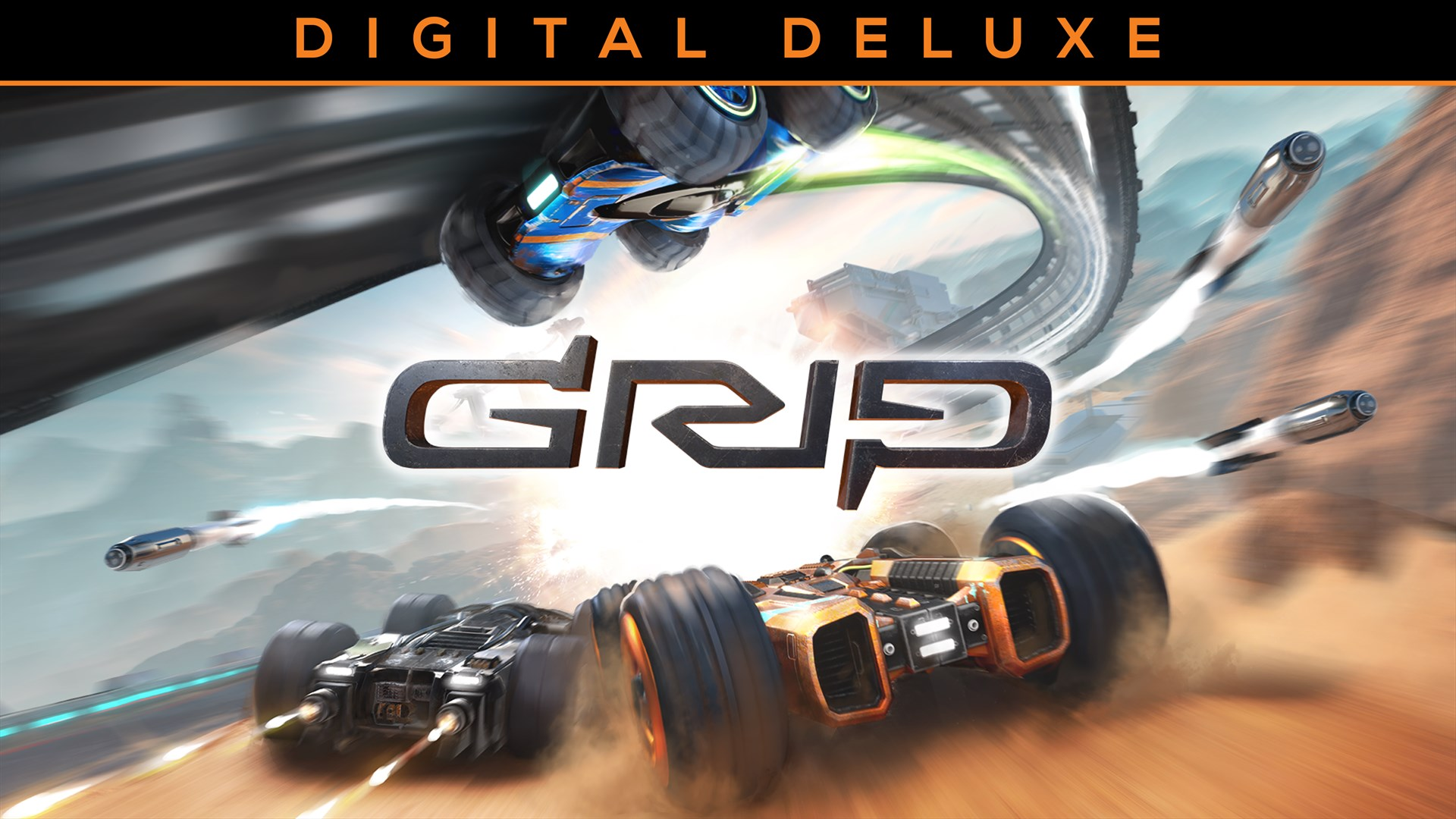 GRIP Digital Deluxe