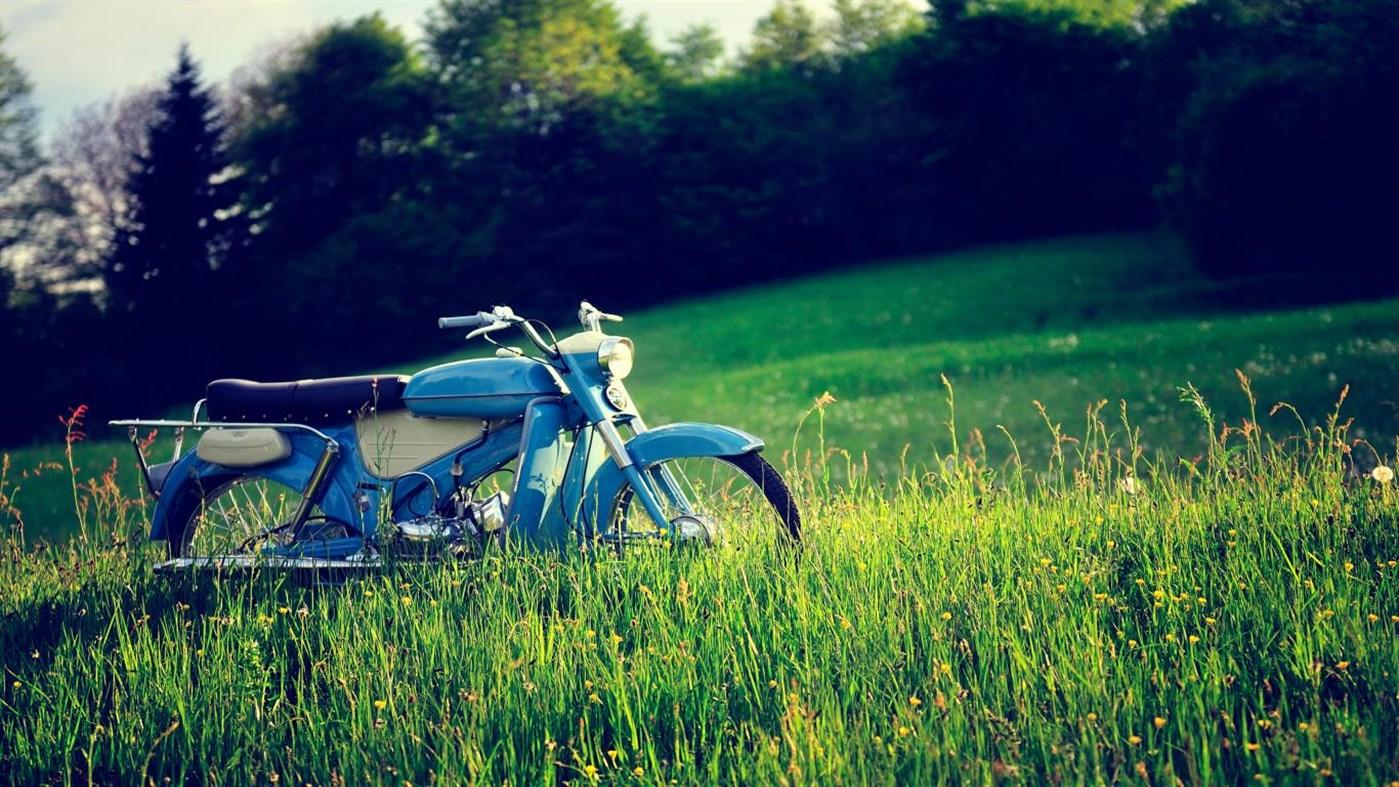 Download 4k Vintage Motorcycle Theme For Windows 10 Itigic