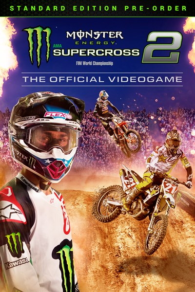 Monster Energy Supercross 2 - Pre-order