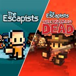 The Escapists & The Escapists: The Walking Dead Logo