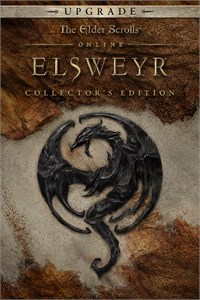 Carátula del juego The Elder Scrolls Online: Elsweyr Collector's Ed. Upgrade (2019)