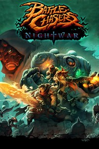 Carátula para el juego Battle Chasers: Nightwar de Xbox 360