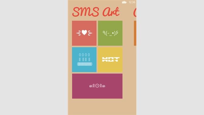 Get SMS Art - Microsoft Store