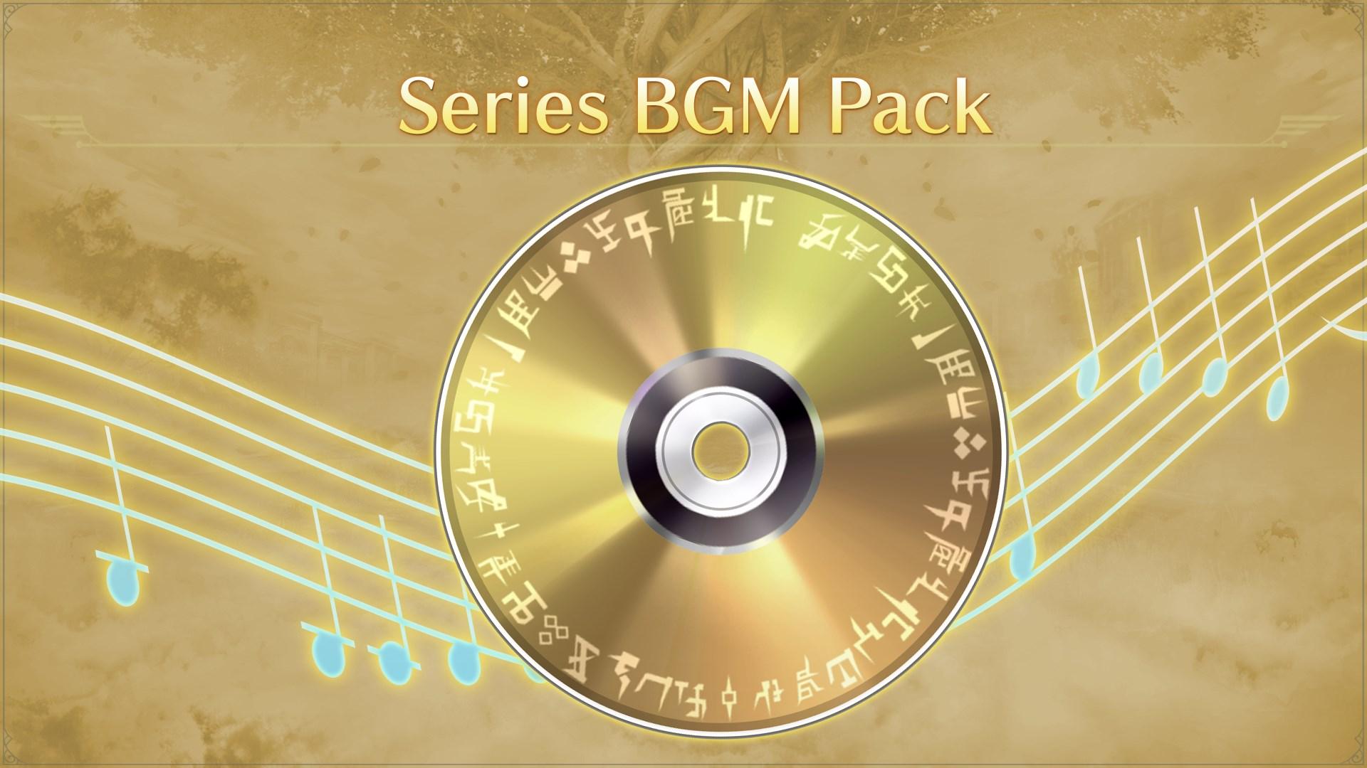 WO4U: Series BGM Pack