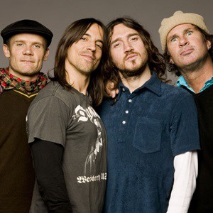 red hot chili peppers discography download