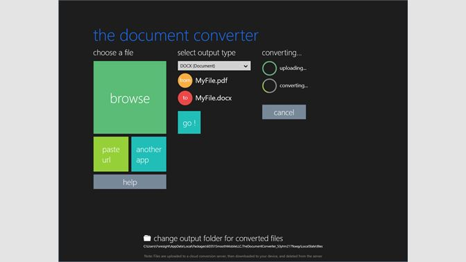 Buy The Document Converter - Microsoft Store