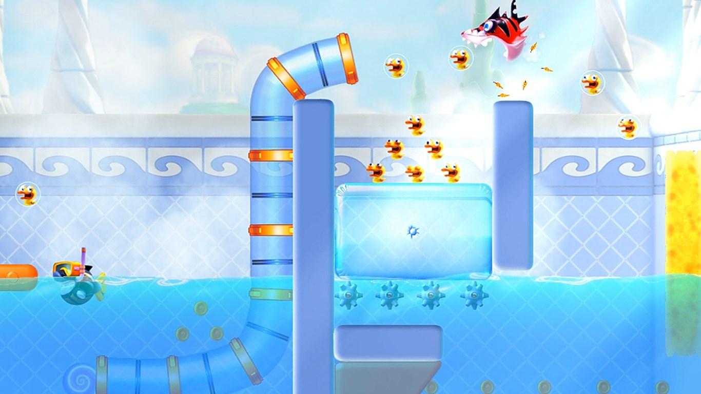 Shark Dash! By Gameloft
