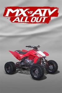 Carátula del juego 2011 Honda TRX450R
