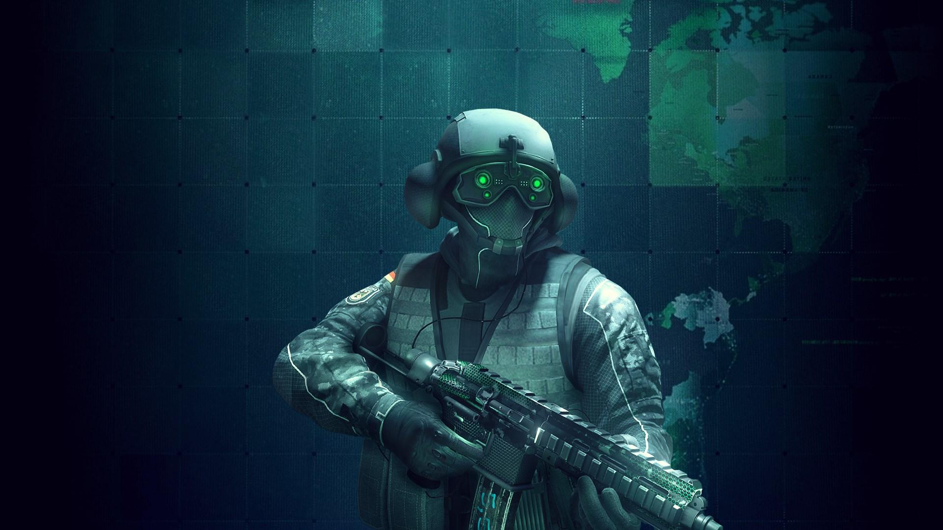 Buy Tom Clancy S Rainbow Six Siege Jager Covert Set Microsoft