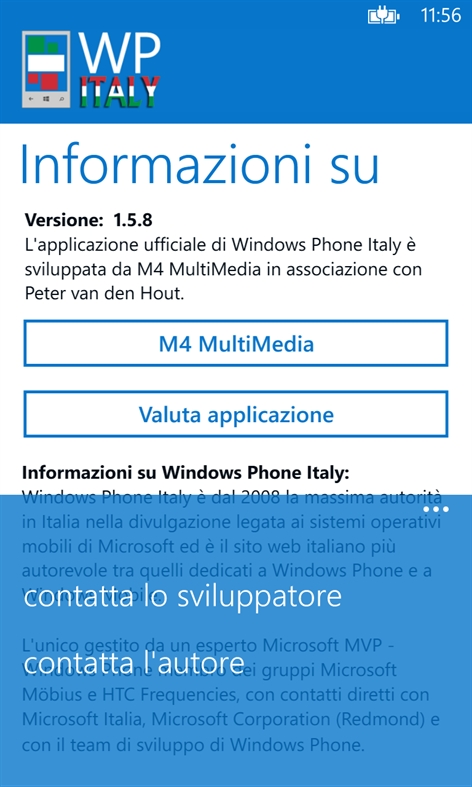 WP Italy Screenshot